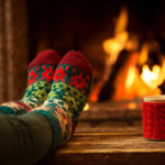 Christmas - December 25th, is a Christian holiday celebrating the birth of Jesus Christ. Today, Christmas is a time for family and friends to get together and exchange gifts and relax by the fire with a warm cup of cocoa.